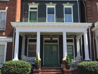 Historic Richmond Rentals 2BR Gem Apt A