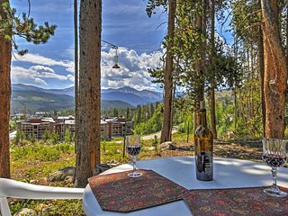NEW! 2BR Winter Park Condo w/Views-Near Ski Area!