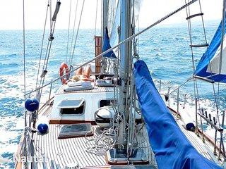 Barco para dormir en Barcelona
