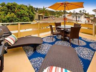 20% OFF MAY -Great Location, Classic Del Mar, Walk to Beach, Close to Village