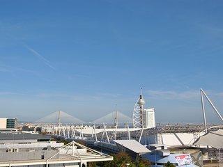 PRIME APARTMENT ICONIC TOWER PARQUE NACOES-EXPO3, Lisbon