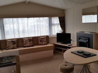 Delta Caravan for let plot H16, Lossiemouth