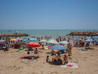 *BEACH THERAPY* PISO CENTRICO A 100M DE LA PLAYA