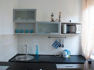 Novi Sad apartmani  Forget Me Not blue