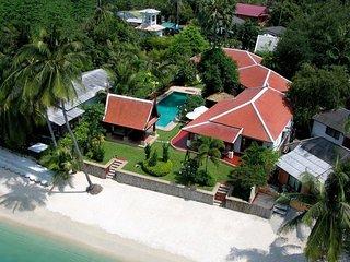 Bangrak 5004 - Luxury Beachfront With Chef Service, Bophut