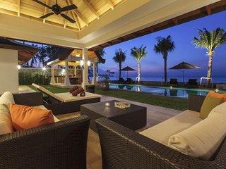 Maenam 5042 - Luxury Beachfront With Chef Service, Mae Nam