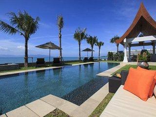 Maenam 7044 - Luxury Beachfront With Chef Service, Mae Nam