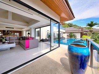 Bophut 3068 - Infinity-Edge Pool And Seaviews, Mae Nam