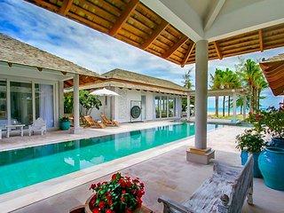 Chaweng 5066 - Luxury Beachfront With Chef Service, Bophut