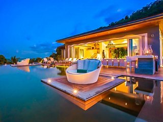 Choeng Mon 3078 - Luxury Seaview With Chef Service, Bophut