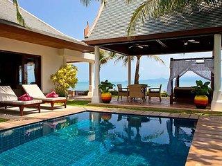 Maenanm 4082 - Luxury Beachfront With Chef Service, Mae Nam