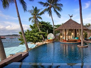 Bangrak 9049 - Luxury Beachfront With Chef Service, Bophut