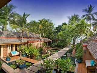 Bangrak 4049 - Luxury Beachfront With Chef Service, Bophut