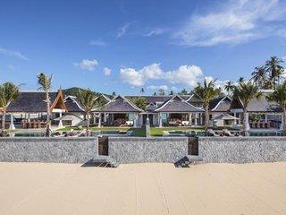 Maenam 5044 - Luxury Beachfront With Chef Service, Mae Nam