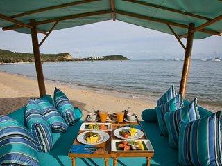 Bangrak 6049 - Luxury Beachfront With Chef Service, Bophut