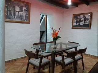 PRIVATE HAUSE IN THE HISTORIC CENTER OF CUSCO