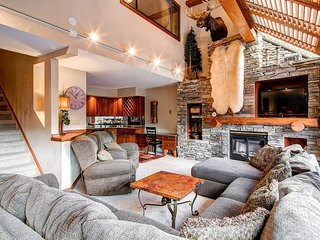 Beaver Run Black Diamond Penthouse - Ski-In/Out, Breckenridge