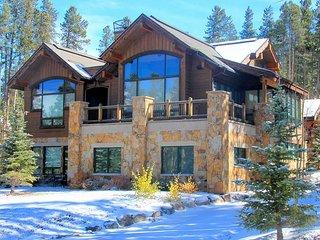 Mountain Majesty Manor - Private Home, Breckenridge