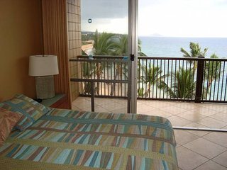 7th Floor Condo Overlooking Best Beach in Kihei!
