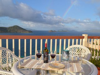 Very Best Views ~ 15% Spa Discount ~ Trade Winds ~, East End