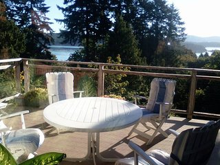 Ocean view three bedroom house, Ganges