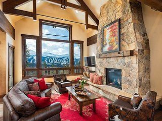 Three Sisters Lookout - Private Home & Shuttle, Breckenridge