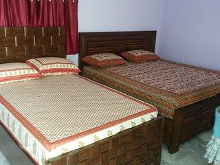 Aveda private apartment homestay, Nueva Delhi