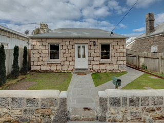 Magnetic Cottage circa: 1860's, Port Fairy