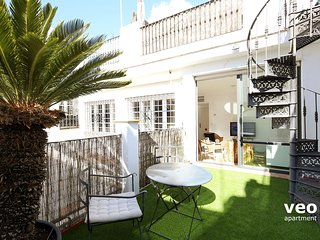 Plaza Nueva Terrace. Penthouse, private terrace, Sevilha