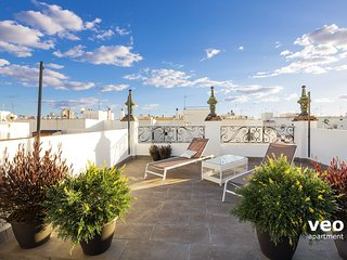 Rodrigo Triana 1 | 1 bedroom, shared terrace