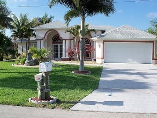 Villa Palm View, Cape Coral, Florida