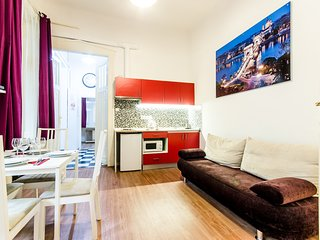 Fantastic Apartment + Wi-Fi (City centre Vaci 52), Budapest
