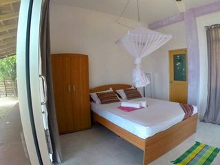 Dinuda KiteSurfing Resort Full Board Double room, Kalpitiya