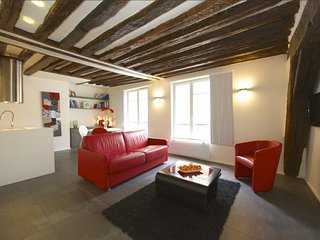 Rouge Baiser, 1BR/1BA, 4 people