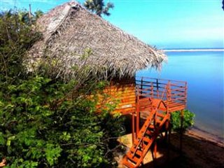 Dinuda KiteSurfing Resort Full Board Wooden Cabana