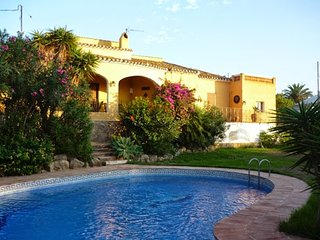 Holiday Rental in Toscal Javea
