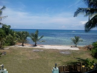 Beach House on Private White Sand Beach Near Alona, Tawala