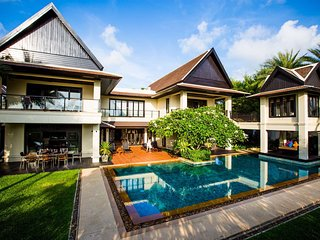 Villa Salafa - On Layan Beach, Phuket