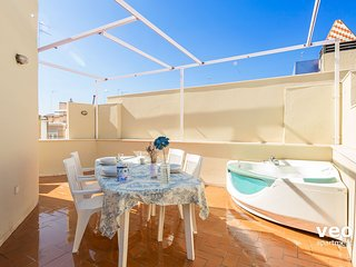 San Pedro Terrace 2 | 4 bedrooms, 4 bathrooms, terrace, Sevilla