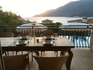 Villa Taurus mit Meerblick, Kas