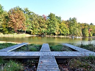 Level lake front & fire pit on 1+Acres!, Swanton