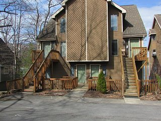 Townhome with Views of Lake & Wisp Resort, McHenry