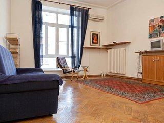 Apartment in the Historic Center, Moscow