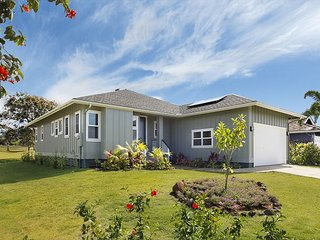 Air conditioned 3 Bedroom Home on Golf Course in Poipu, Koloa