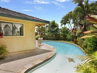 Pool Jungle Bliss ***DISCOUNTED*** Call NOW or email for FAST Custom quotes**, Princeville