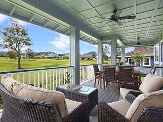 Air conditioned 2 Bedroom Home on Golf Course in Poipu