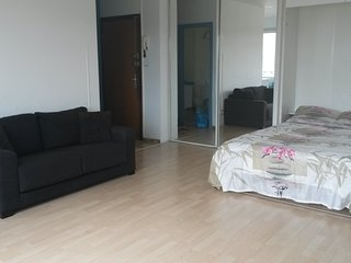 Nice apartment 5 minutes to Basel, Huningue