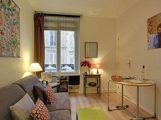 S11293 - Studio 2 personnes Temple - République, Paris