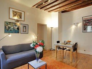 102018 - Appartement 2 personnes Montorgueil, Paris