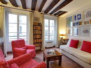 102307 - Appartement 4 personnes Montorgueil, Paris